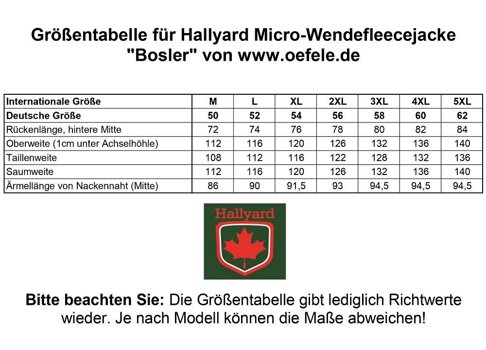 """Hallyard Jagd-Wendejacke /""""Bosler/"""" Drückjagdjacke Fleecejacke orange-braun NEU"""